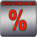 OUTLET STORE -50 -80%