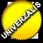 UNIVERZÁLIS NAPPALI MENETFÉNY
