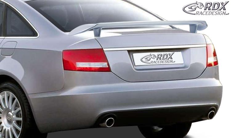 Külső Optikai Tuning Audi A6 4f Limousine Hátsó Csomagtartó