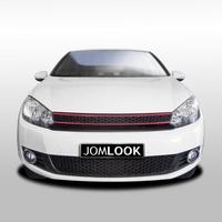 VW Golf VI, Első Lökhárító Kiegészítő Hűtőrács by JOM