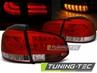 VW Golf 6, Led BAR Hátsó Lámpa by Tuning Tec (Évj.: 2008.10 - 2012)