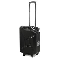 G-Case Matt-Fekete Tuning Bőrönd