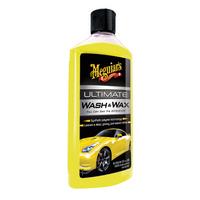 Ultimate Wash&Wax Tisztító- és Ápolószer