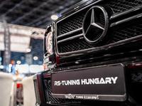 RS-Tuning Prémium Minőségű, 3D-Design, A-Típusú Rendszámtáblakeret by RS-Tuning Hungary