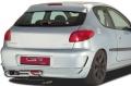 CSR-Tuning Hátsó Ablak Spoiler Peugeot 206