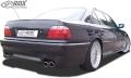 BMW 7-es Széria  E38 Hátsó Kis Spoiler,  by RDX-Racedesign