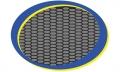 Műanyag Sport Grillrács 150x30cm (Fekete)