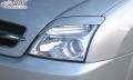OPEL Vectra C (Facelift-ig,) Morcosító Szemöldök Spoiler,  by RDX-Racedesign