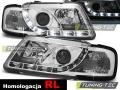 Audi A3 Első Lámpa, DRL, Nappali Menetfénnyel (Évj.: 1996.08 - 2000.08) by Tuning-Tec