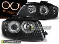 Audi A3 Első Lámpa, Tuning-Tec, Angel Eyes (Évj.: 2003.05 – 2008.03)