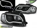 Audi A3 Első Lámpa, Led Tube Lights (Évj.: 2003.05 - 2008.03) by Tuning-Tec