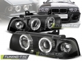 BMW 3-as Széria E36 Első Lámpa, Angel Eyes (Évj.: 1990.12 - 1999.08) by Tuning-Tec