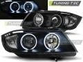 BMW E90 Első Lámpa, Tuning-Tec, CCFL Neon Angel Eyes (Évj.: 2005.03 - 2008.08)
