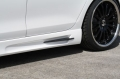 Kerscher-Tuning, Küszöb Spoilerhez Karbon Borda Betét, VW Golf 6