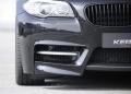 Kerscher-Tuning, KF10, Első Spoiler Toldathoz Borda, BMW 5-ös (F10)