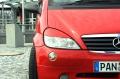 Kerscher-Tuning, Első Szemöldök Spoiler, Mercedes-Benz A-KLasse (W168)