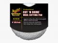"Soft Buff Wool Cutting Pad 8"" Polírkorong"