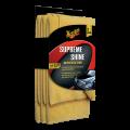 Supreme Shine Microfibre Towel Kendő (3db/csomag)