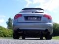 Audi A4 B7 3.0 TDi B7 quattro Limousine és Avant (részecskeszűrő nélküli modellekhez), Milltek Másodlagos katalizátor bypass cső