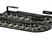 Nappali Menetjelző Világítás 18 Piranha LED-del (HxMxSz) 200x30x40mm
