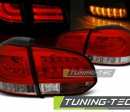 VW Golf 6, Led BAR Hátsó Lámpa by Tuning Tec (Évj.: 2008.10 - 2012)