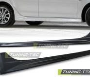 Mitsubishi Lancer (8)  Küszöb Spoiler EVO STYLE (Évj.: 2008 - 2011) by Tuning-Tec