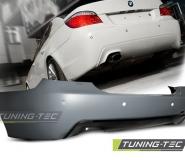 BMW 5-ös széria (E60)  Hátsó Lökhárító M-PAKET Parkradaros (Évj.: 2003.07 - 2010) by Tuning-Tec