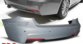 BMW 3-as széria (F30) Hátsó Lökárító M-Paket, Parkradaros (Évj.: 2011 -től) by Tuning-Tec