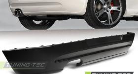 VW Golf 5 (1K)  Hátsó Lökhárító GTI STYLE Toldat Spoiler Single () by Tuning-Tec