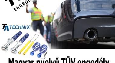 Magyar TÜV bizonylattal !  3b0c301857