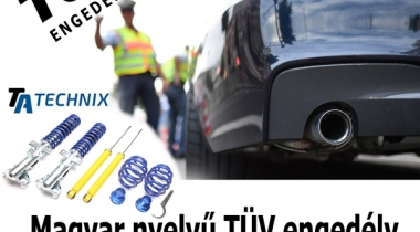 ef60ecbae5 Magyar TÜV bizonylattal?!?