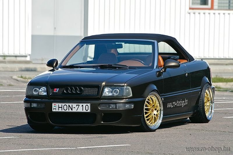 Rs Tuning Demo Cars Audi Rs2 Cabrio Rs Tuning