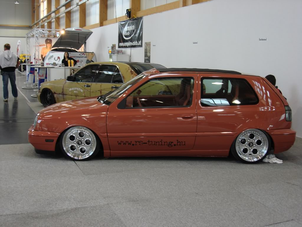 "RS Tuning ""EX-Taxi"" Golf 3 VR6,"